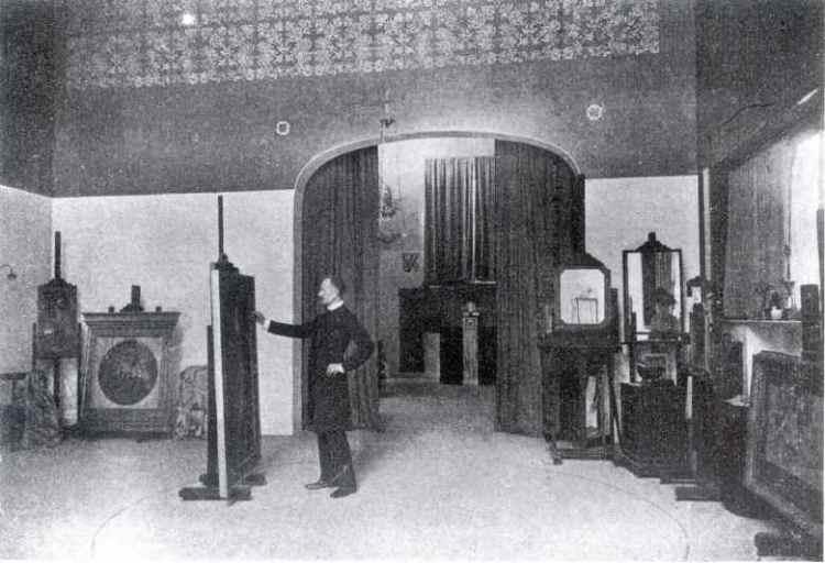 Khnopff-atelier