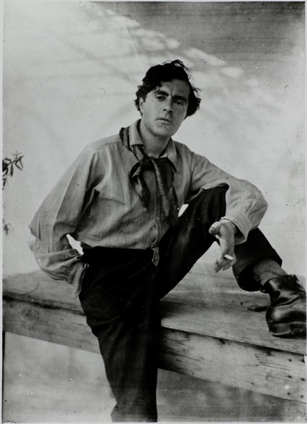Amedeo Modigliani, 1918
