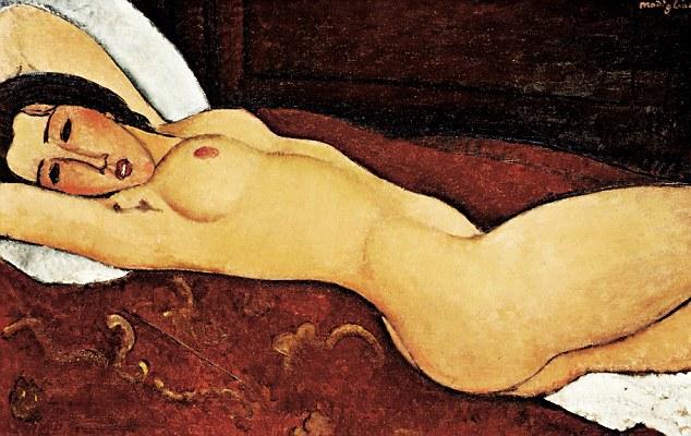 """Résultat de recherche d'images pour """"Le Grand Nu de Modigliani"""""""