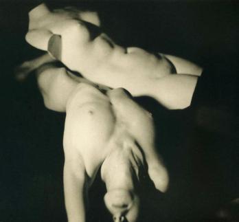 Kiki de Montparnasse par Man Ray, Paris, vers 1926