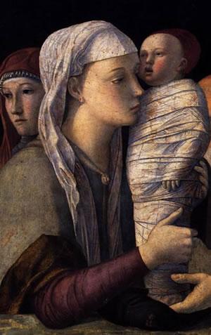 La Présentation au Temple, de Giovanni Bellini
