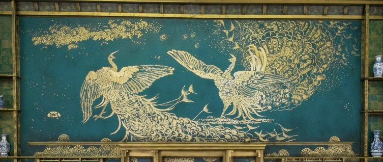harmony-in-blue-and-gold-the-peacock-room-james-abbott-mcneill-whistler