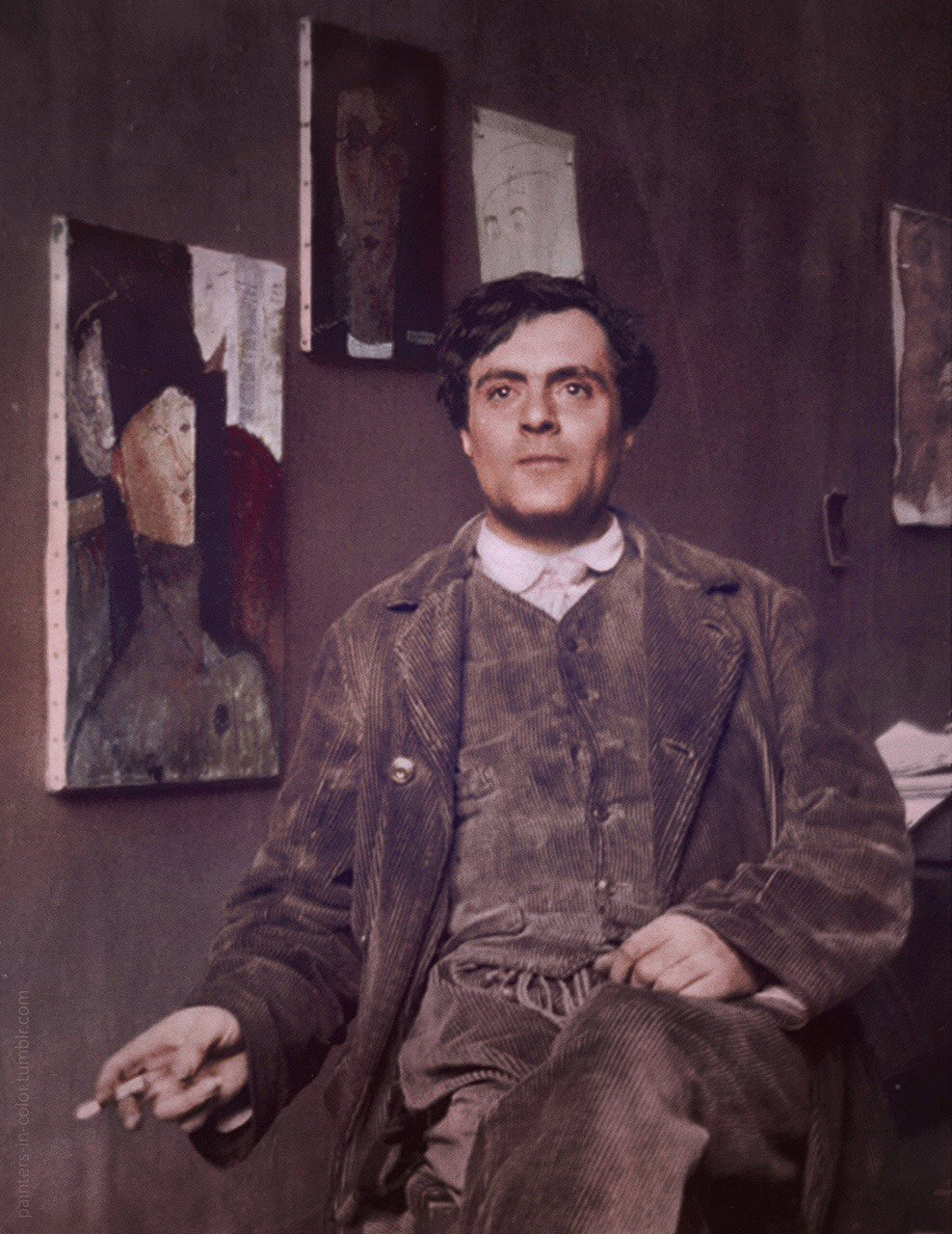modigliani colorisé.jpg