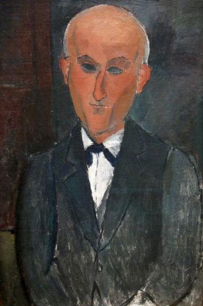 Portrait sans chapeau par Modigliani, 1916.jpg