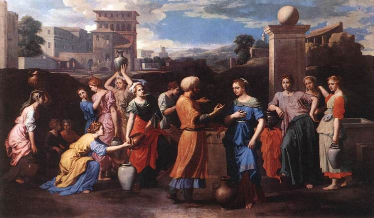 Nicolas_Poussin_-_Rebecca_at_the_Well_-_WGA18327.jpg