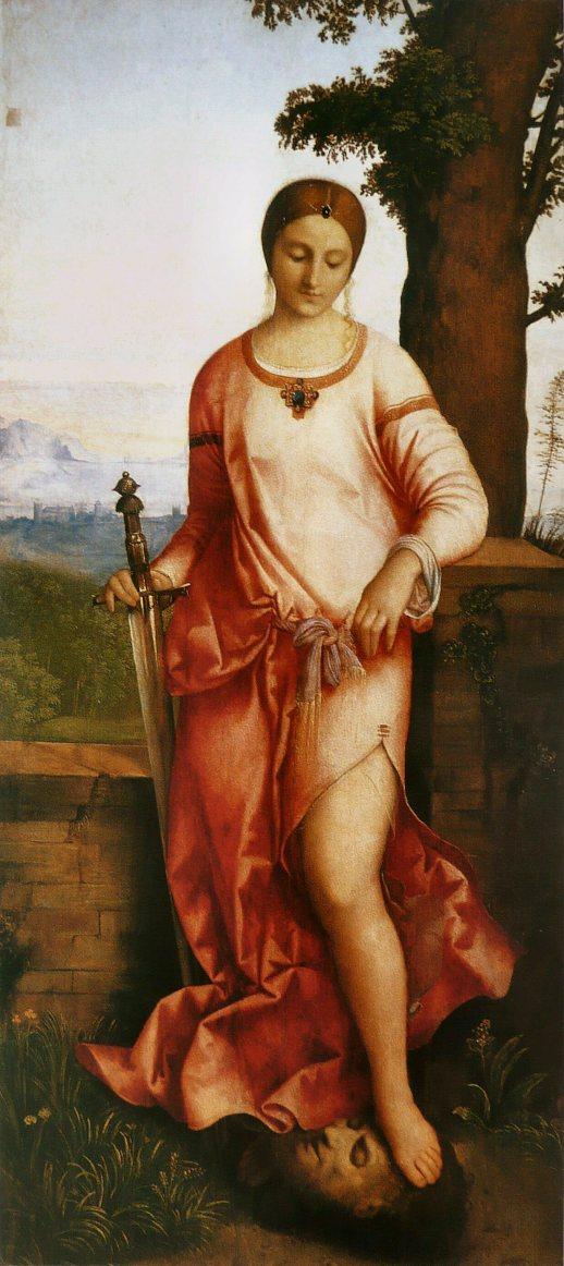 Giorgione_-_Judith